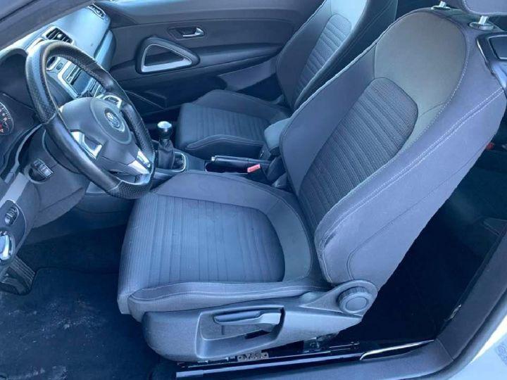 Volkswagen Scirocco 2.0 TDI 140 SPORT BLANC - 7