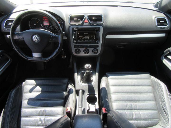 Volkswagen Scirocco 2.0 TDI 140CH FAP CARAT Gris Fonce Occasion - 9