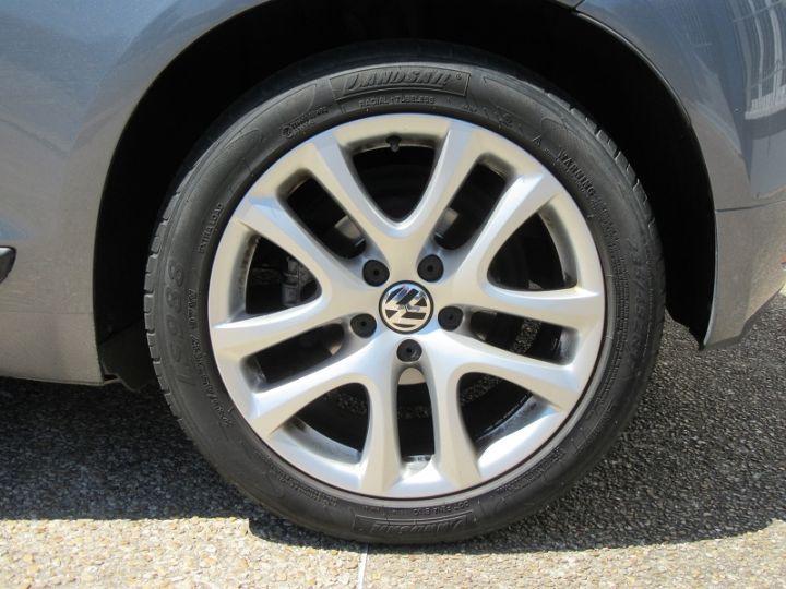Volkswagen Scirocco 2.0 TDI 140CH FAP CARAT Gris Fonce Occasion - 11