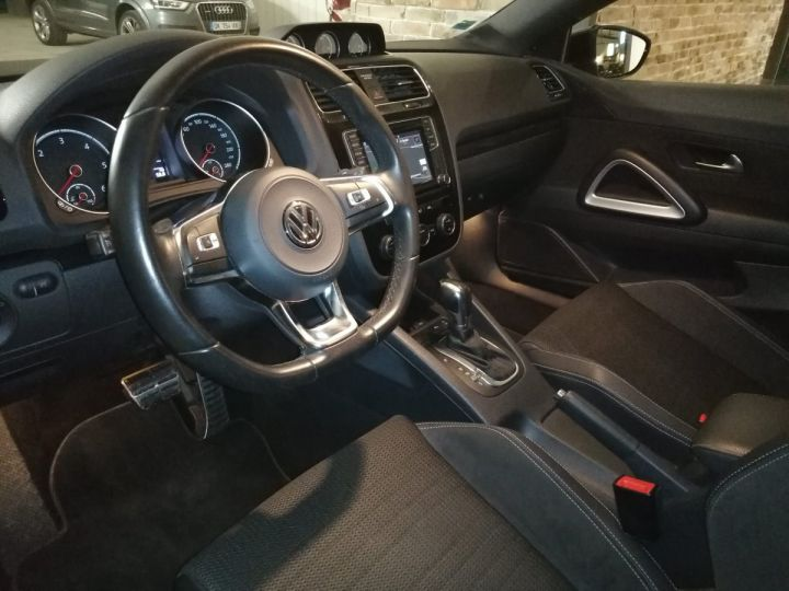 Volkswagen Scirocco 2.0 TDI 150 CV R-LINE DSG Blanc - 5