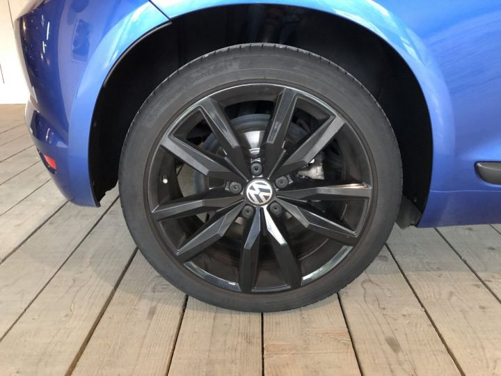 Volkswagen Scirocco 2.0 TDI 184 CV BLACK SESSION DSG Bleu - 11