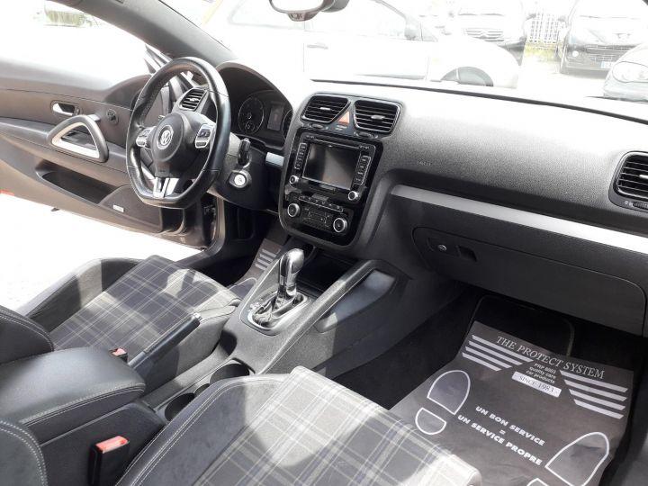 Volkswagen Scirocco VOLKSWAGEN SCIROCCO 2.0 TDI 140 EDITION SPORT FINITION R-LINE GRIS FONCE - 9