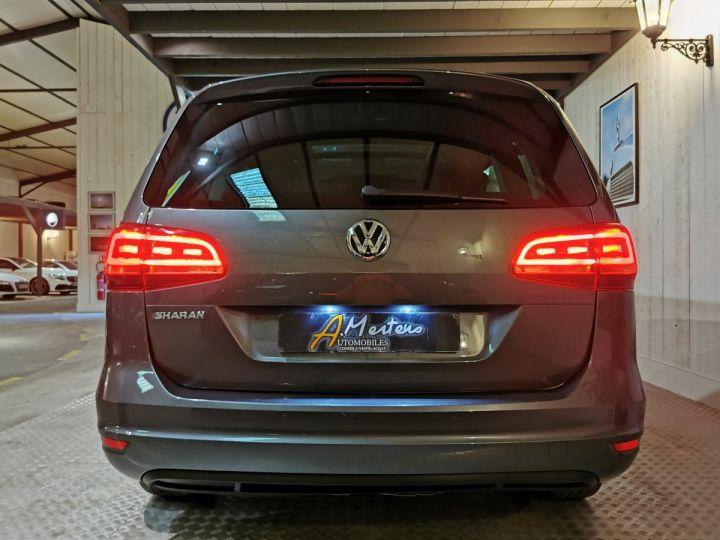 Volkswagen Sharan 2.0 TDI 150 CV SOUND DSG 7PL Gris - 4