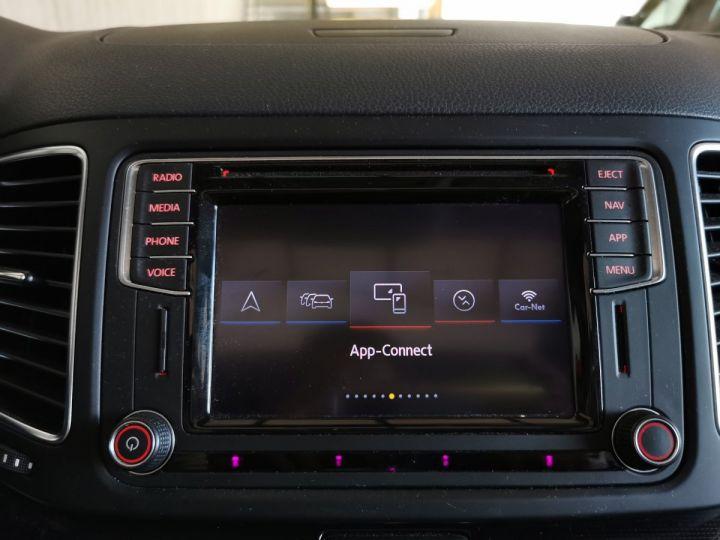 Volkswagen Sharan 2.0 TDI 150 CV SOUND DSG 7PL Gris - 12
