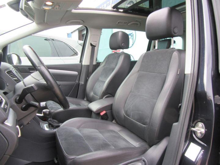 Volkswagen Sharan 7 PLACES 2.0 TDI 140CH BLUEMOTION FAP CARAT DSG6 Noir Occasion - 3
