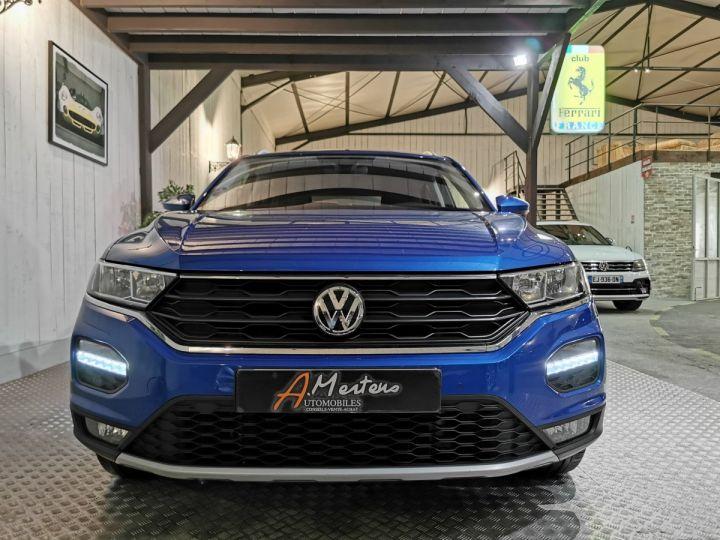 Volkswagen T-Roc 1.5 TSI 150 CV LOUNGE BV6 Bleu - 3