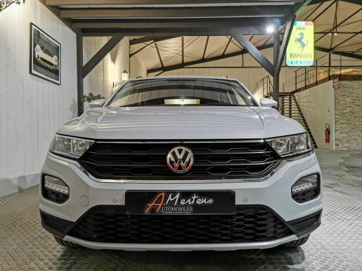 Volkswagen T-Roc 1.5 TSI 150 CV LOUNGE DSG Blanc - 3