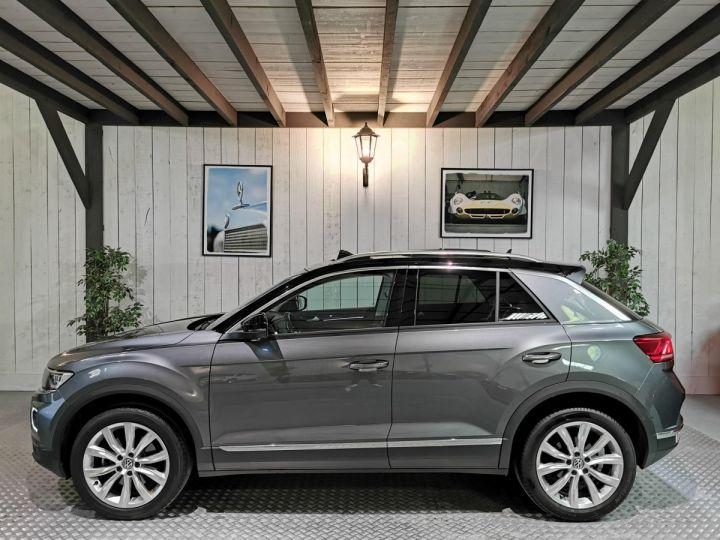 Volkswagen T-Roc 2.0 TDI 150 CV CARAT EXCLUSIVE 4MOTION DSG Gris - 1