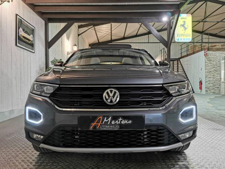 Volkswagen T-Roc 2.0 TDI 150 CV CARAT EXCLUSIVE 4MOTION DSG Gris - 3