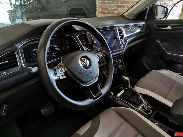 Volkswagen T-Roc 2.0 TDI 150 CV CARAT EXCLUSIVE 4MOTION DSG Gris - 5
