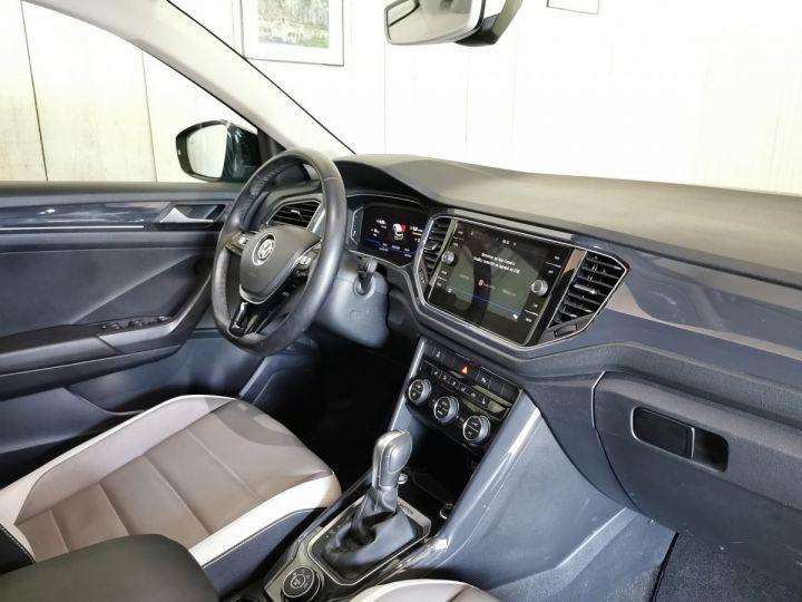 Volkswagen T-Roc 2.0 TDI 150 CV CARAT EXCLUSIVE 4MOTION DSG Gris - 7