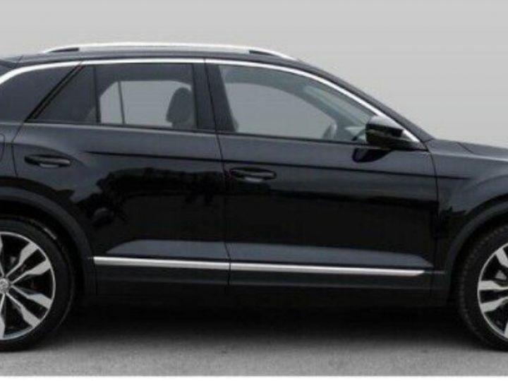 Volkswagen T-Roc 2.0 TSI 190 CARAT 4MOTION DSG7 (08/2018)TOIT PANO. noir métal nacré - 3