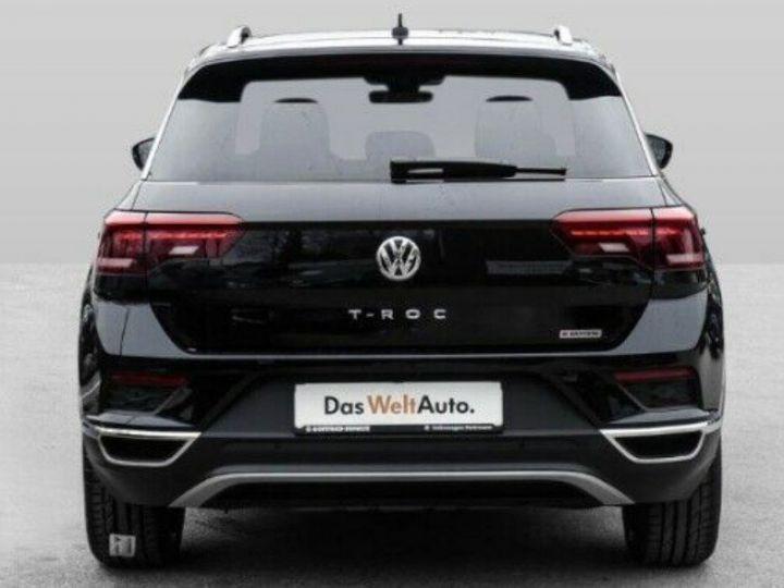 Volkswagen T-Roc 2.0 TSI 190 CARAT 4MOTION DSG7 (08/2018)TOIT PANO. noir métal nacré - 4