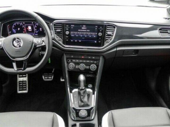 Volkswagen T-Roc 2.0 TSI 190 CARAT 4MOTION DSG7 (08/2018)TOIT PANO. noir métal nacré - 9
