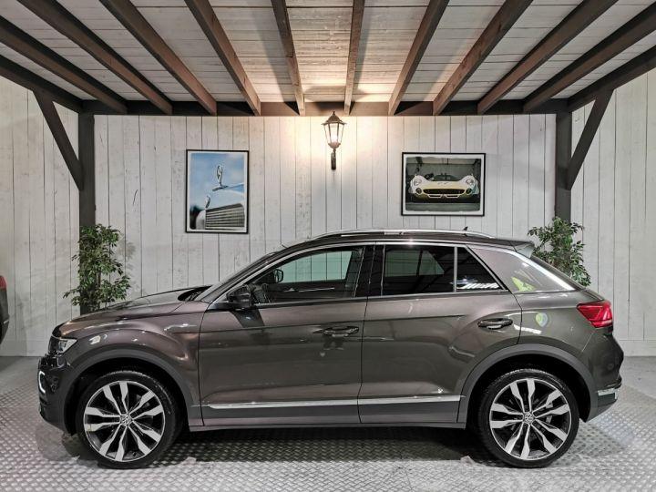 Volkswagen T-Roc 2.0 TSI 190 CV CARAT EXCLUSIVE 4MOTION DSG Gris - 1