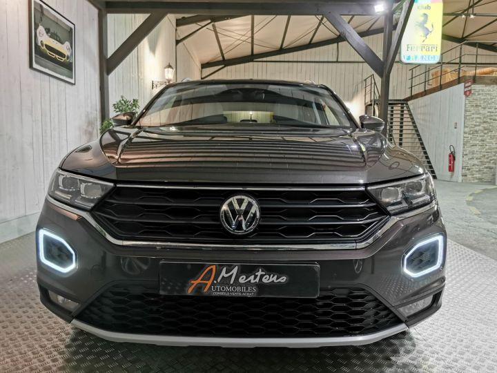 Volkswagen T-Roc 2.0 TSI 190 CV CARAT EXCLUSIVE 4MOTION DSG Gris - 3