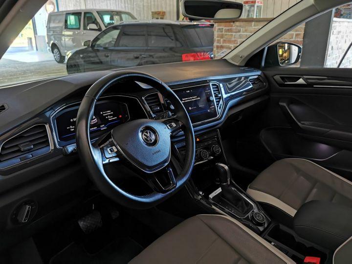 Volkswagen T-Roc 2.0 TSI 190 CV CARAT EXCLUSIVE 4MOTION DSG Gris - 5