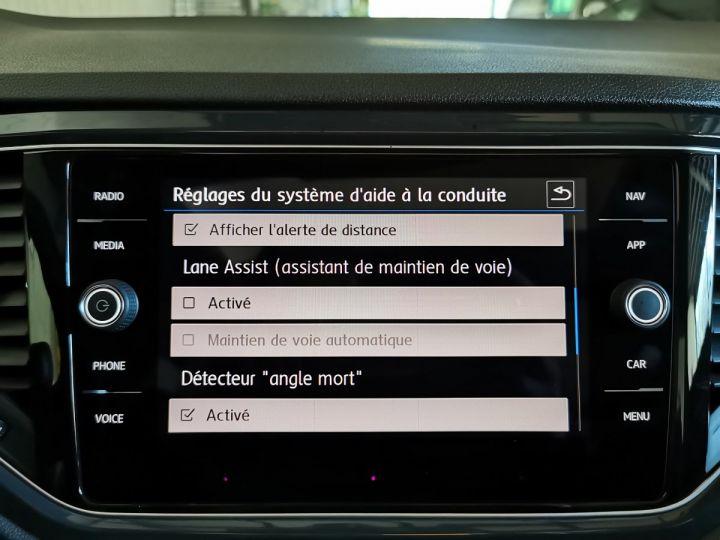 Volkswagen T-Roc 2.0 TSI 190 CV CARAT EXCLUSIVE 4MOTION DSG Gris - 11