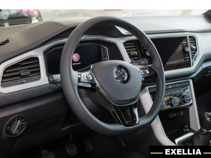 Volkswagen T-Roc Cabriolet Style 1.0 TSI NOIR PEINTURE METALISE  Occasion - 4