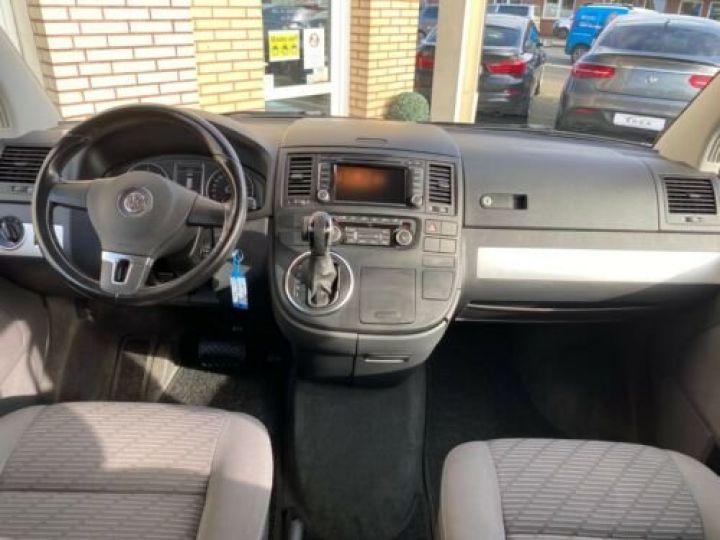 Volkswagen T5 marron - 4