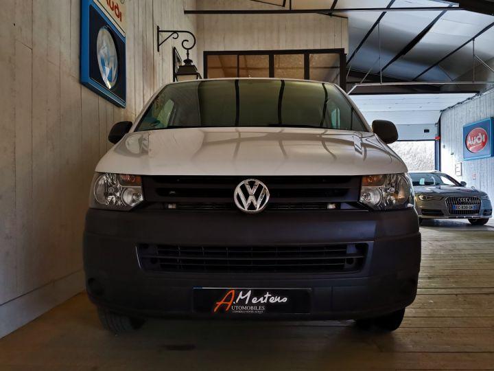 Volkswagen T5 2.0 TDI 140 CV 4MOTION L1H1 BV6 Blanc - 3
