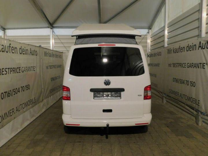 Volkswagen T5 California, VAnCAMP, Gtie 12 mois Blanc - 4