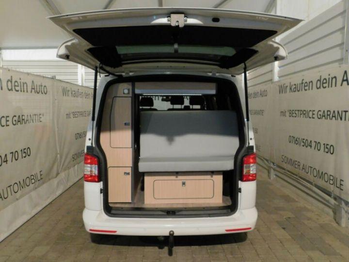 Volkswagen T5 California, VAnCAMP, Gtie 12 mois Blanc - 5