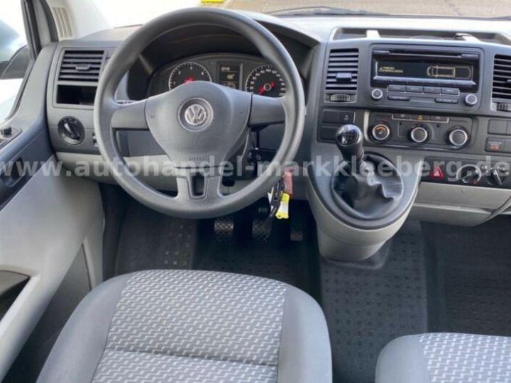 Volkswagen T5 #  CAMPER, 9 Places Argenté Peinture métallisée - 4