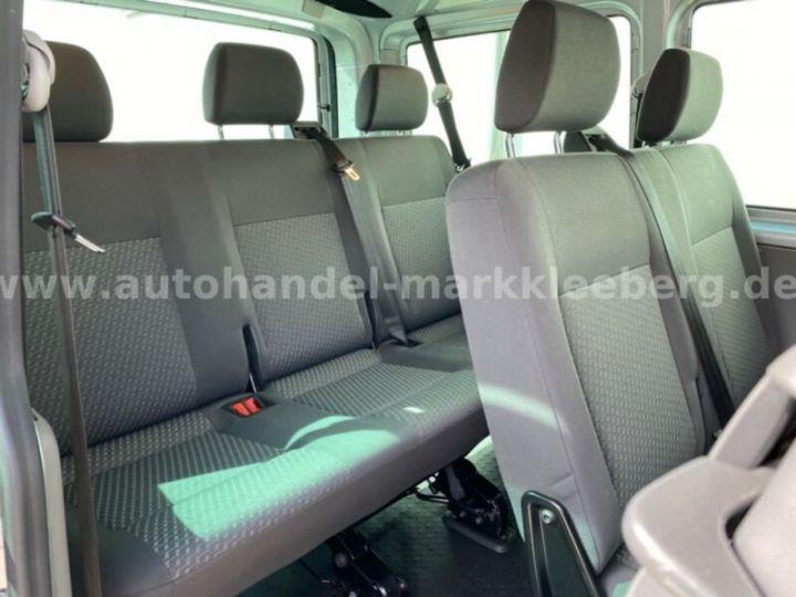Volkswagen T5 #  CAMPER, 9 Places Argenté Peinture métallisée - 5