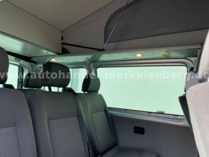 Volkswagen T5 #  CAMPER, 9 Places Argenté Peinture métallisée - 6