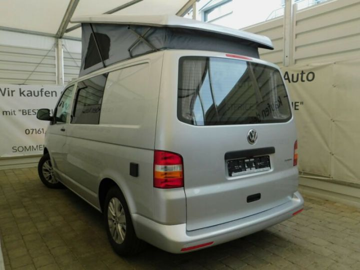 Volkswagen T5 # Inclus Carte Grise, Malus écolo et livraison à votre domicile # Argenté Peinture métallisée - 3