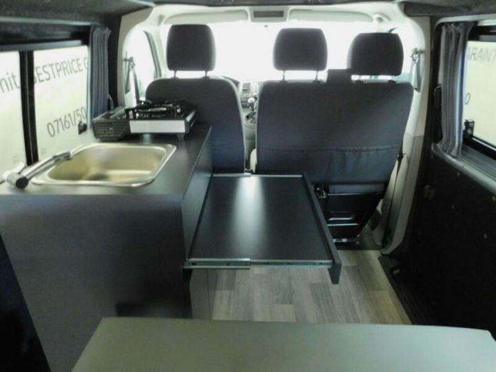 Volkswagen T5 # Inclus Carte Grise, Malus écolo et livraison à votre domicile # Argenté Peinture métallisée - 11