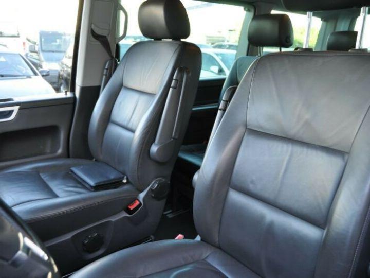 Volkswagen T5 multivan highline  noir - 6