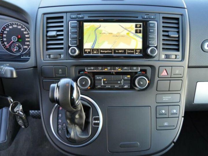 Volkswagen T5 multivan highline  noir - 7