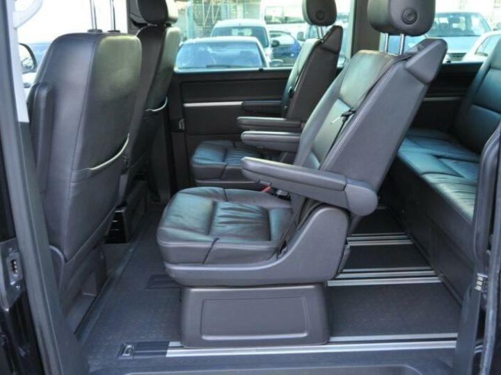 Volkswagen T5 multivan highline  noir - 8