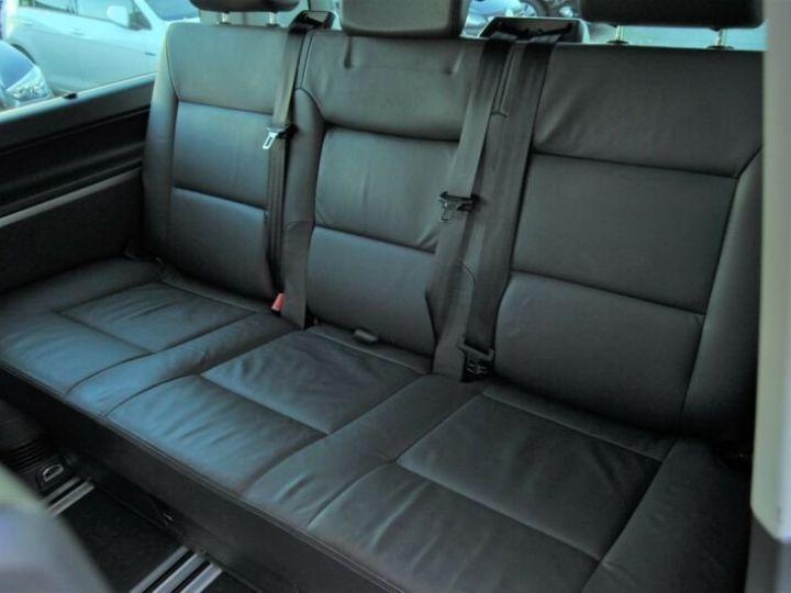 Volkswagen T5 multivan highline  noir - 10