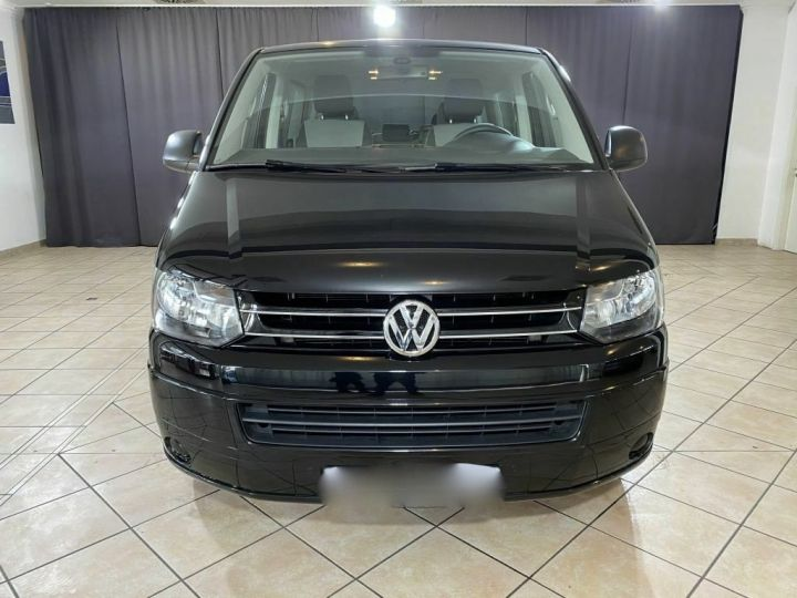 Volkswagen T5 T5 Startline 2.0 TDi 140 Cv Noir - 2