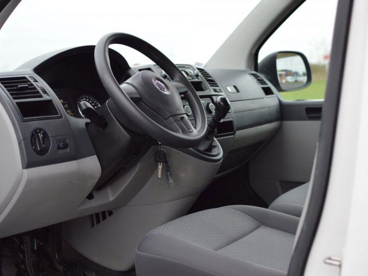 Volkswagen T5 VW TRANSPORTER T5 2.0 TDI 102CH 1ère main CLIM ENTRETIEN EXCLU. VW TVA RÈCUP BLANC - 7