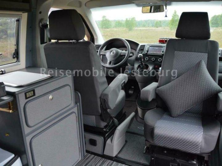 Volkswagen T5 Wohnmobil California,inclus CG,malus ecolo,livraison à votre domicile Argenté Peinture métallisée - 9