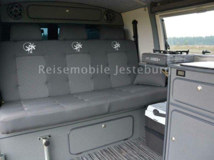 Volkswagen T5 Wohnmobil California,inclus CG,malus ecolo,livraison à votre domicile Argenté Peinture métallisée - 11
