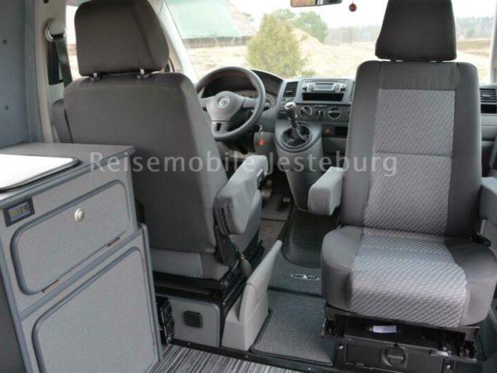 Volkswagen T5 Wohnmobil California,inclus CG,malus ecolo,livraison à votre domicile Argenté Peinture métallisée - 17