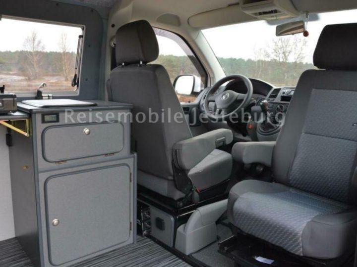 Volkswagen T5 Wohnmobil California,inclus CG,malus ecolo,livraison à votre domicile Argenté Peinture métallisée - 18