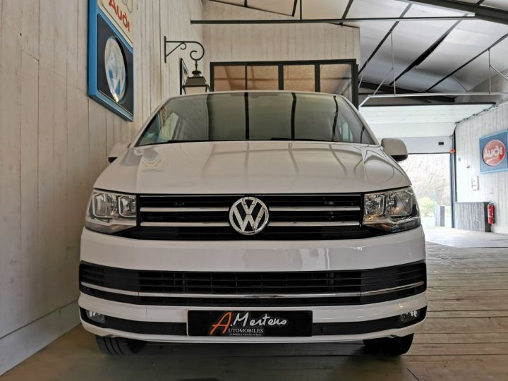 Volkswagen T6 2.0 TDI 114 CV L1H1 Blanc - 3