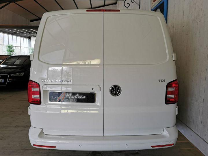 Volkswagen T6 2.0 TDI 114 CV L1H1 Blanc - 4