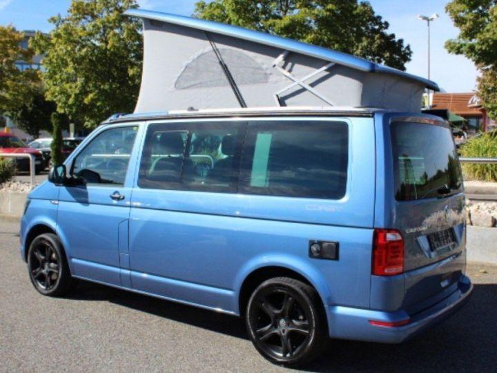 Volkswagen T6 CALIFORNIA 2.0 TDI 150 BLUEMOTION TECHNOLOGY COAST bleu métal - 3