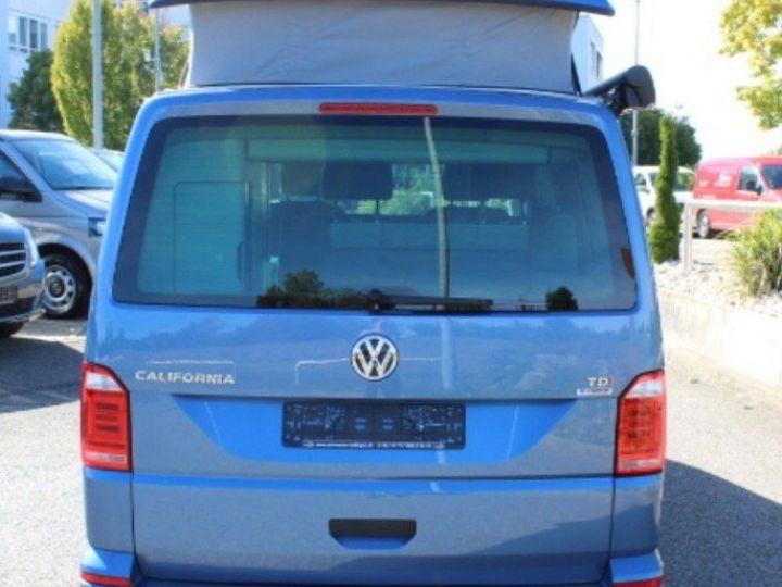 Volkswagen T6 CALIFORNIA 2.0 TDI 150 BLUEMOTION TECHNOLOGY COAST bleu métal - 5