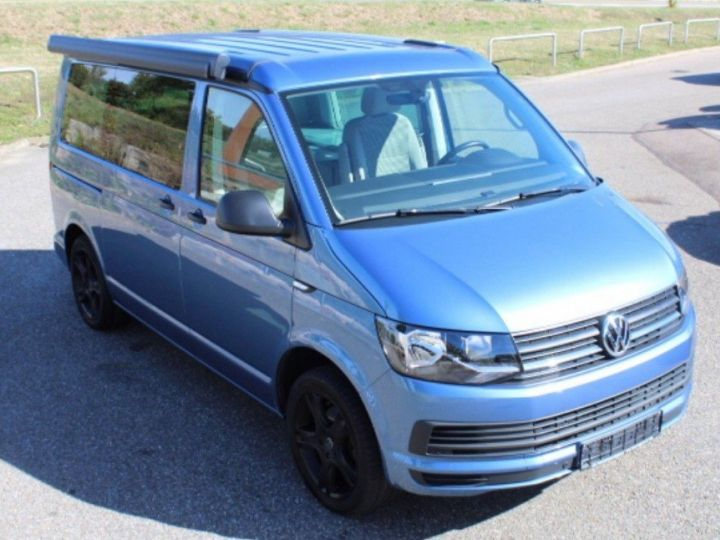 Volkswagen T6 CALIFORNIA 2.0 TDI 150 BLUEMOTION TECHNOLOGY COAST bleu métal - 6