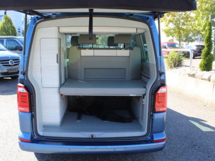 Volkswagen T6 CALIFORNIA 2.0 TDI 150 BLUEMOTION TECHNOLOGY COAST bleu métal - 8