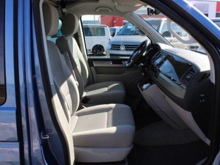 Volkswagen T6 CALIFORNIA 2.0 TDI 150 BLUEMOTION TECHNOLOGY COAST bleu métal - 15