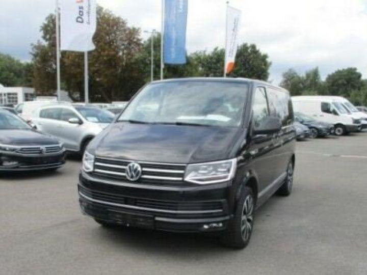 Volkswagen T6 Multivan Six 2.0 TSI PHARE LED /  GPS / ATTELAGE / GARANTIE 12 MOIS Noir métallisée  - 1